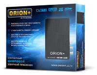 DVB-T2 приставка ORION+ RS-T19 HD mini