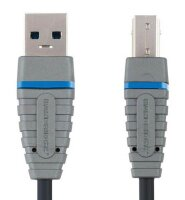 Кабель USB 3.0 AM-BM Bandridge BCL510